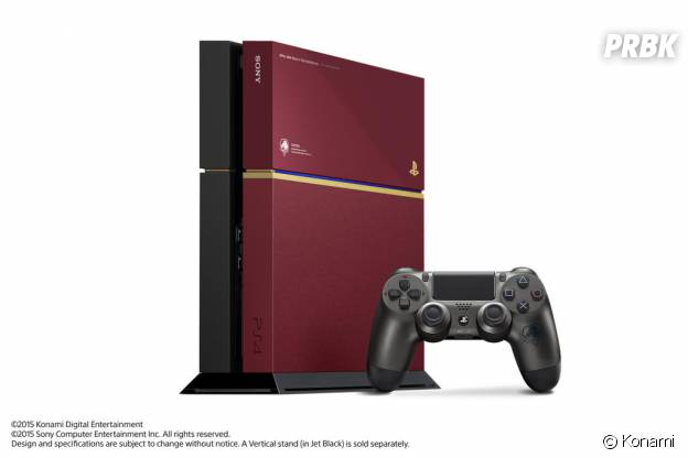 Metal Gear Solid 5 : The Phantom Pain : une PS4 collector