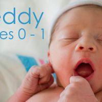Ces parents filment leur bébé de sa naissance à son premier anniversaire. Hyper craquant !