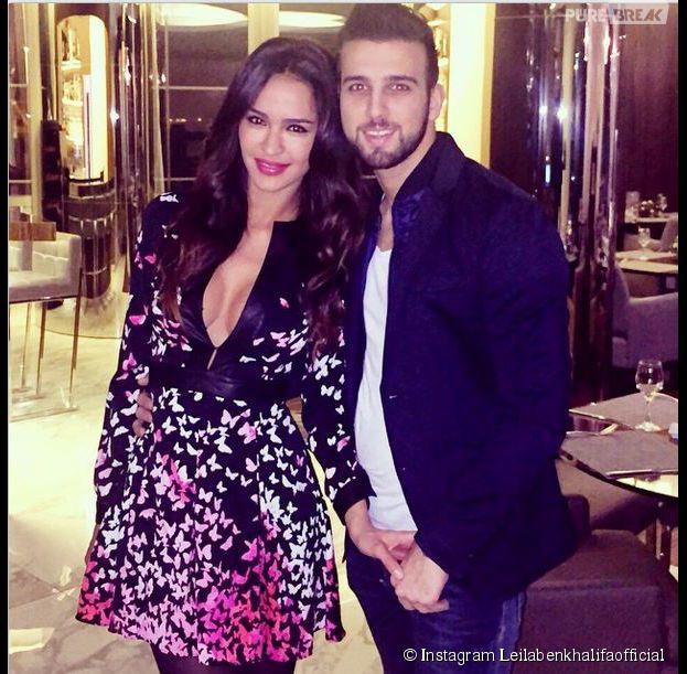 Leila Ben Khalifa et Aymeric Bonnery bientôt installés en couple dans un appartement