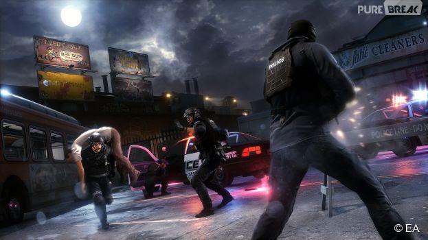 Battlefield Hardline sort le 17 mars 2015 sur Xbox One, Xbox 360, PS4, PS3 et PC