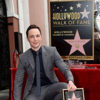 Jim Parsons (Big Bang Theory), nouvelle étoile du Walk of Fame sur Hollywood Boulevard !