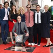 Jim Parsons (Big Bang Theory), nouvelle étoile du Walk of Fame sur Hollywood Boulevard !