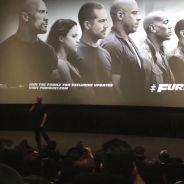 Paul Walker : Vin Diesel au bord des larmes à une avant-première de Fast and Furious 7