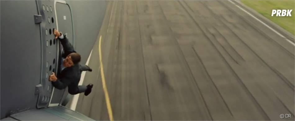 Mission Impossible 5 : Tom Cruise et un avion dans la bande-annonce