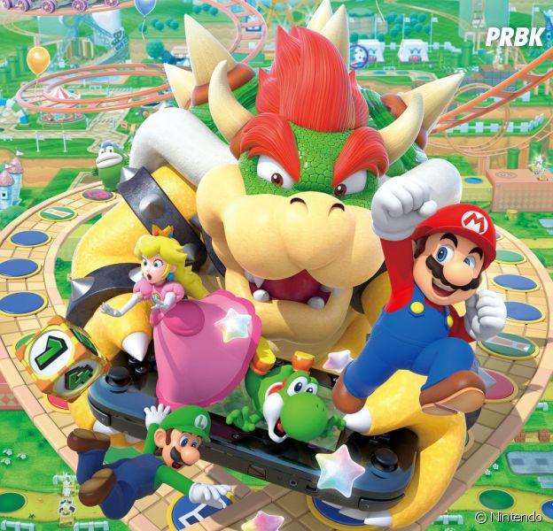 Mario Party 10 est disponible depuis le 20 mars 2015 sur Wii U