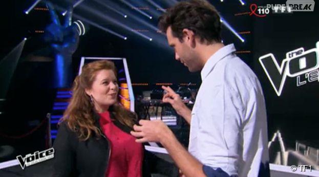 The Voice 4 : Mika ne connaissait pas la chanteuse Maurane !