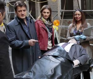 Castle saison 7 : Rick fan de la pub de la victime de la semaine