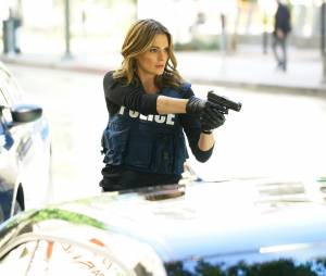 Castle saison 7 : Kate sort les armes
