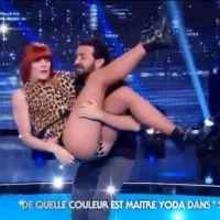 Cyril Hanouna et Fauve Hautot : danse sexy et déjantée dans Vendredi tout est permis