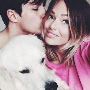 Caroline Receveur et Valentin Lucas : selfies sexy et romantiques sur Instagram