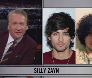 Zayn Malik comparé au tueur des attentats de Boston par Bill Maher