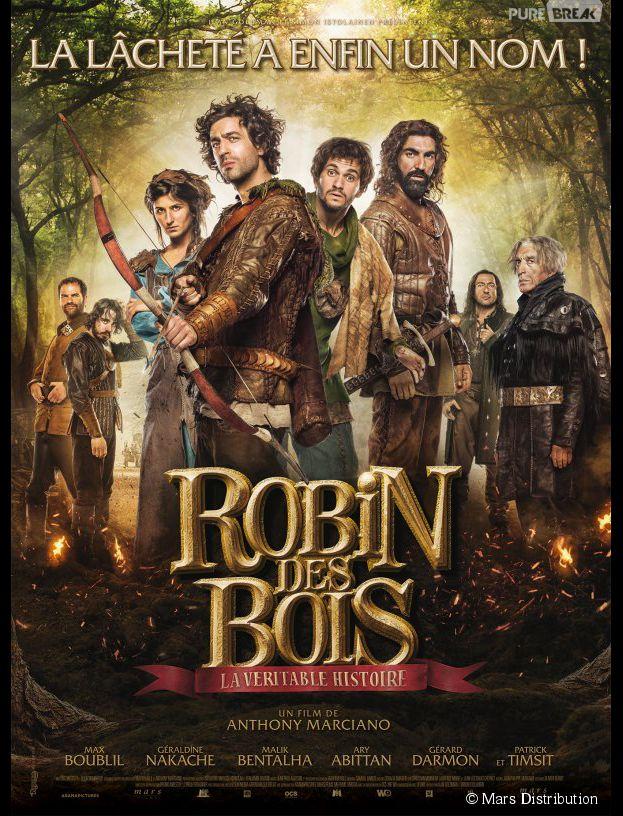 Robin des bois, la véritable histoire :