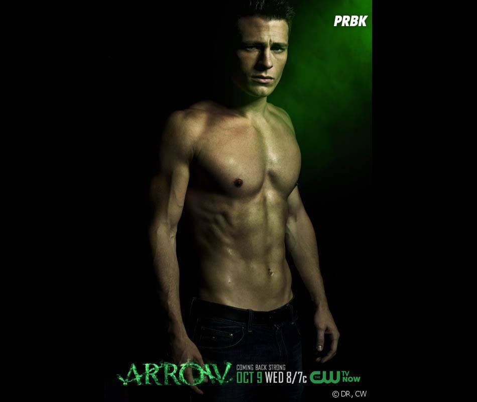 Arrow : Colton Haynes quitte la série