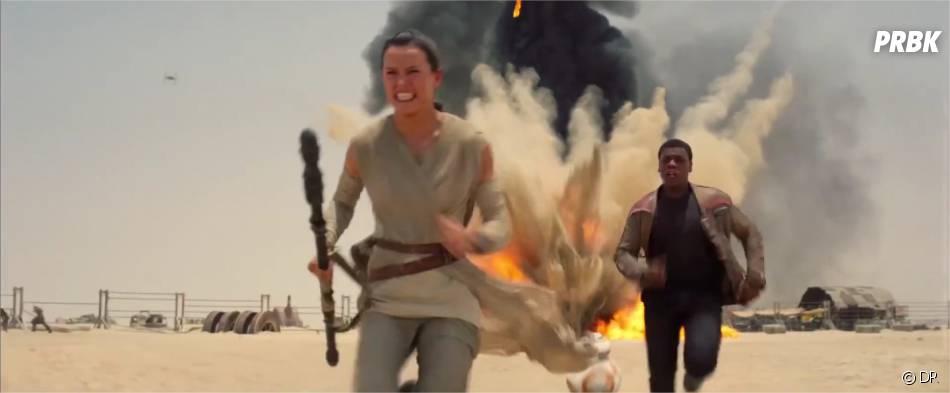 Star Wars 7 : Daisy Ridley et John Boyega dans la seconde bande-annonce