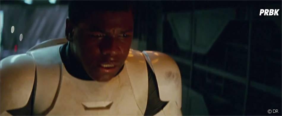 Star Wars 7 : John Boyega dans la seconde bande-annonce