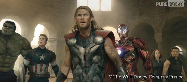 Avengers 2 : on a vu le film, nos impression