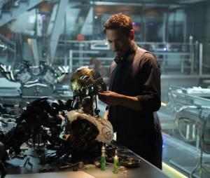 Avengers 2 : Robert Downey Jr sur une photo