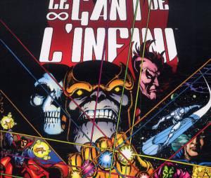 Avengers 2 : le Gant de l'Infini dans les comics