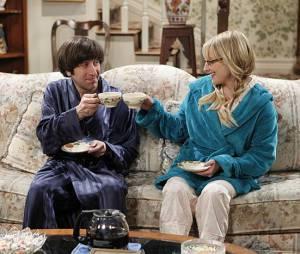 The Big Bang Theory saison 8 : Bernadette et Howard vont-ils se débarrasser de Stuart ?