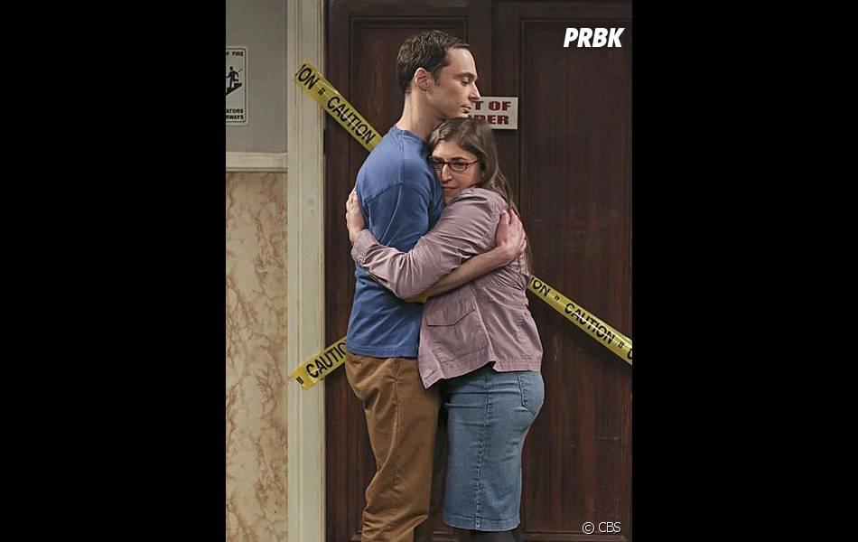 The Big Bang Theory saison 8 : une rupture pour Amy et Sheldon ?