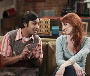 The Big Bang Theory saison 8 : Raj va-t-il réussir à rompre avec Emily ?
