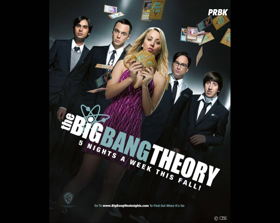 The Big Bang Theory saison 8 : le final diffusé le 7 mai