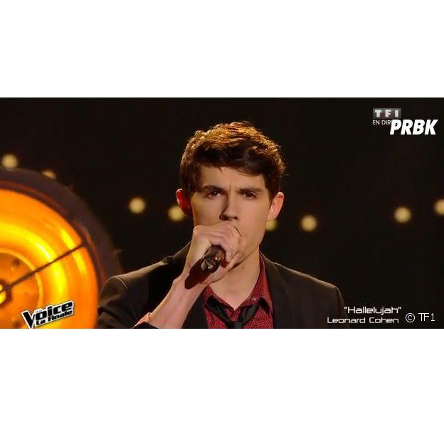 Lilian Renaud : le gagnant de The Voice 4 a fait pleurer une fan de joie sur Europe 1