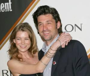 Grey's Anatomy : Ellen Pompeo et Patrick Dempsey en 2005