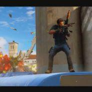 Just Cause 3 : des explosions et du base jump dans un premier trailer de gameplay épique