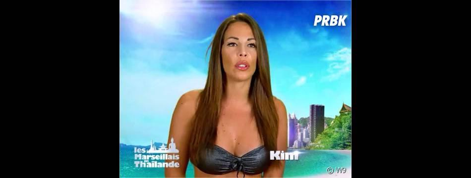 Kim (Les Marseillais en Thaïlande) dans l'épisode du 29 avril 2015 sur W9