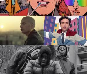 Akhenaton, Jabberwocky, Mika, Aaron, The Posterz dans les meilleurs clips de la semaine sur Purebreak, mai 2015