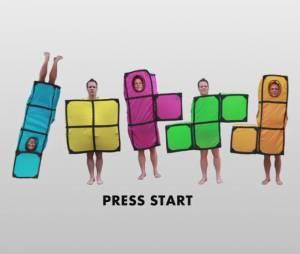 Rémi Gaillard : sa dernière caméra cachée en mode Tetris