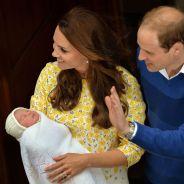 Royal Baby : les paparazzi mis en garde contre des photos volées de la princesse Charlotte