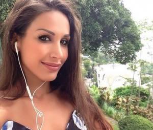 Somayeh (Les Anges 7) sexy sur Instagram