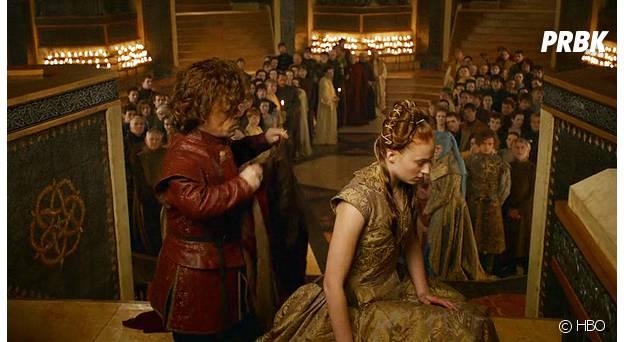 Mariage de Sansa et Tyrion