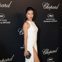 Adriana Lima VS Irina Shayk : qui était la plus sexy en blanc à la soirée Chopard ?