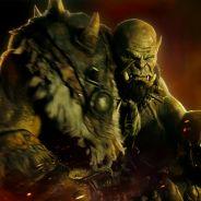 Warcraft le film : un Orc montre les crocs sur la première image de l'adaptation !