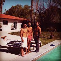 Las Vegas Academy : Sacha Tran, Tony Bredelet et Maxime Seclin dévoilent leurs abdos sur Instagram