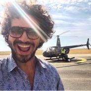Maxime Musqua, Paris Hilton, Hailey Baldwin... tous accros aux hélicoptères Uber à Cannes