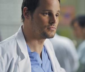 Grey's Anatomy saison 10 : Alex bientôt dans un cabinet privé