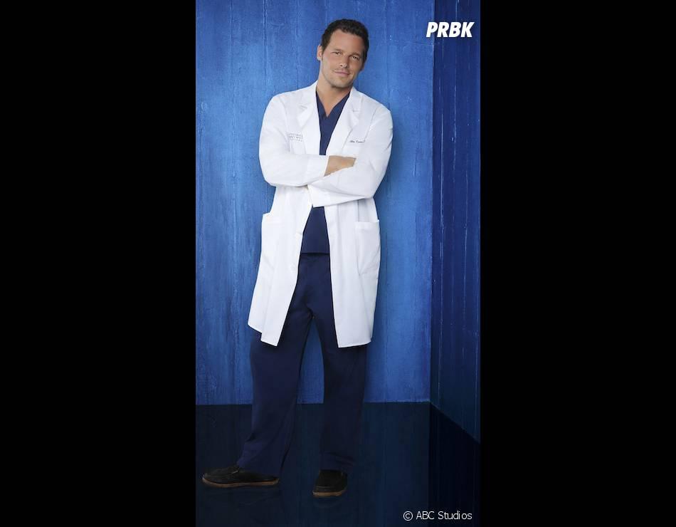 Grey's Anatomy saison 10 : Alex sur une photo