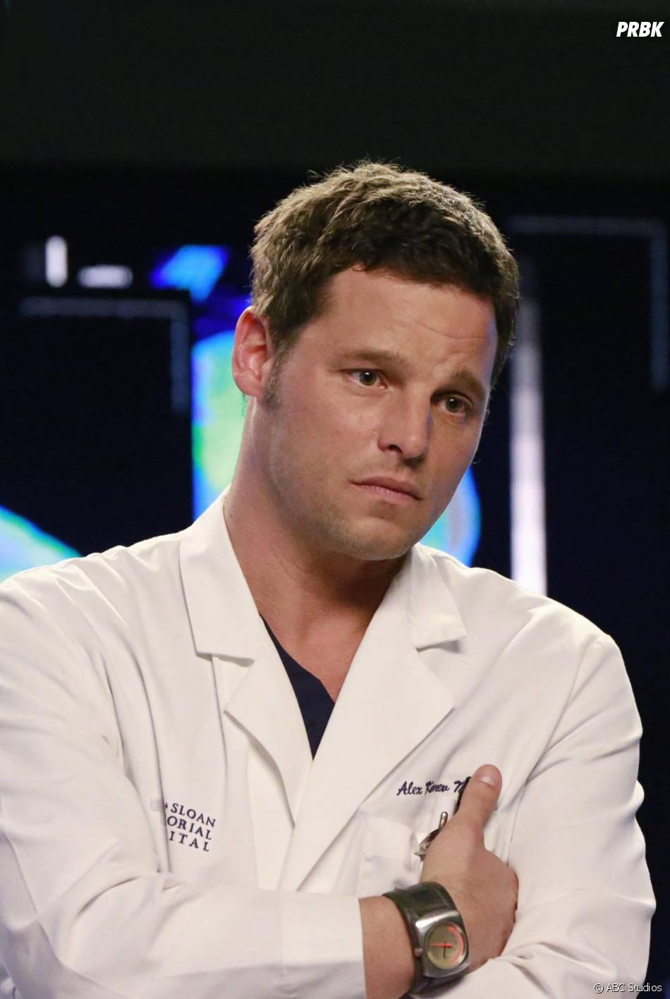 Grey's Anatomy saison 10 : Justin Chambers sur une photo