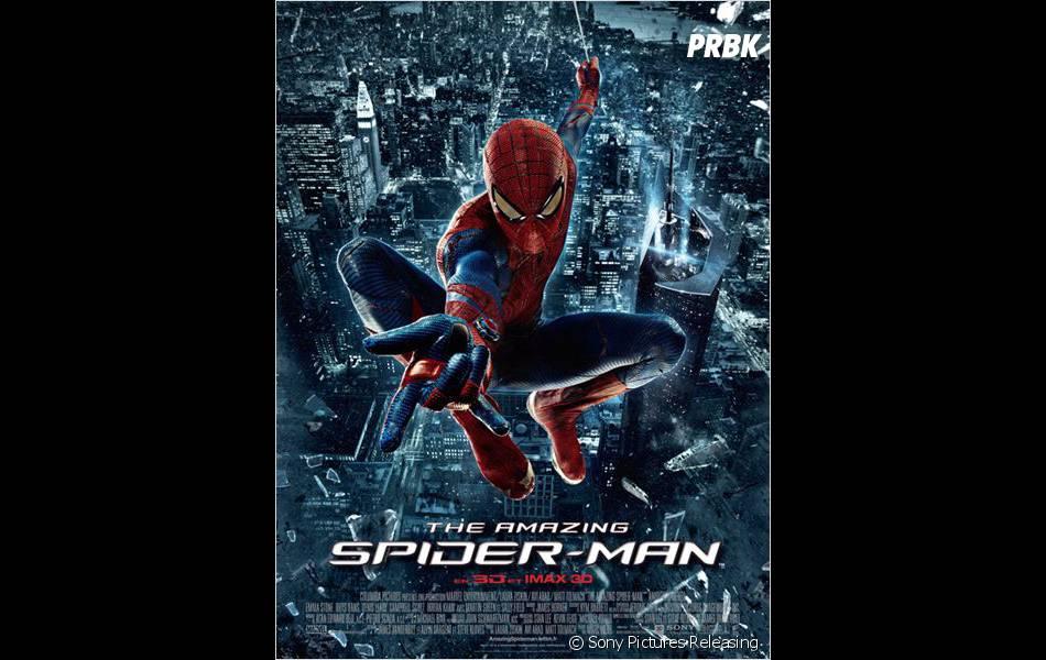 Spider-Man : l'homme araignée bientôt de retour au cinéma