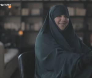 Diam's en interview dans Sept à Huit sur TF1, le 24 mai 2015