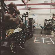 """Booba accro à la musculation et à la boxe thaï : """"J'ai commencé en prison"""""""