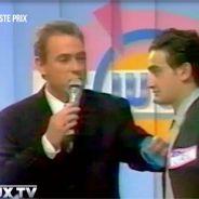 Cyril Hanouna méconnaissable lors de sa première apparition à la télé dans Le Juste Prix