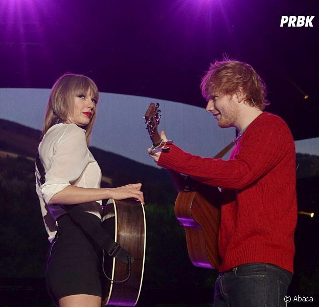 Ed Sheeran a expliqué pourquoi il ne se mettra jamais en couple avec Taylor Swift