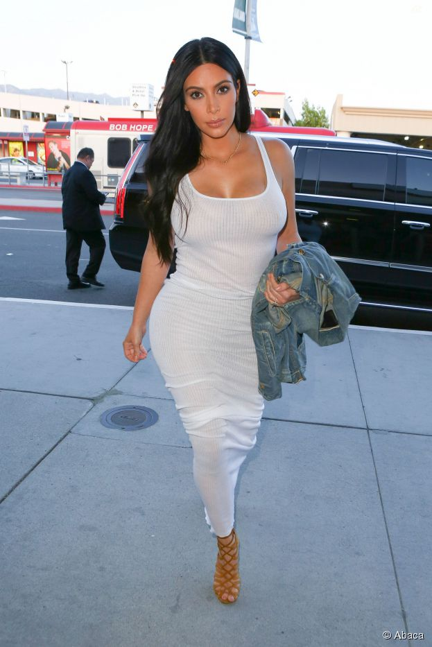 Kim Kardashian enceinte de son deuxième enfant