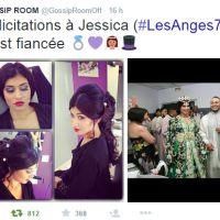 Jessica (Les Anges 7) : son petit-ami Zack insulte ceux qui jugent leur couple sur Facebook