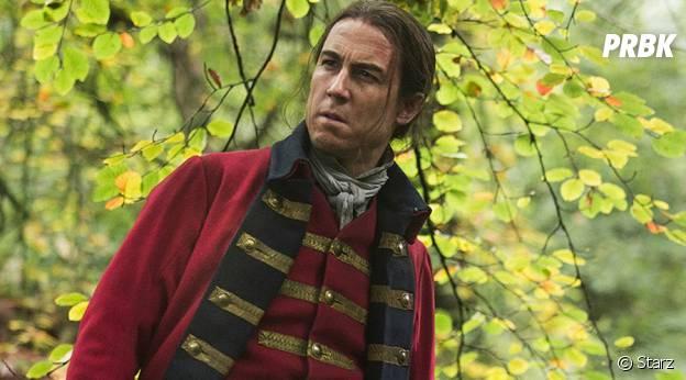 Les 10 méchants les plus sadiques des séries : Jack Randall (Outlander)